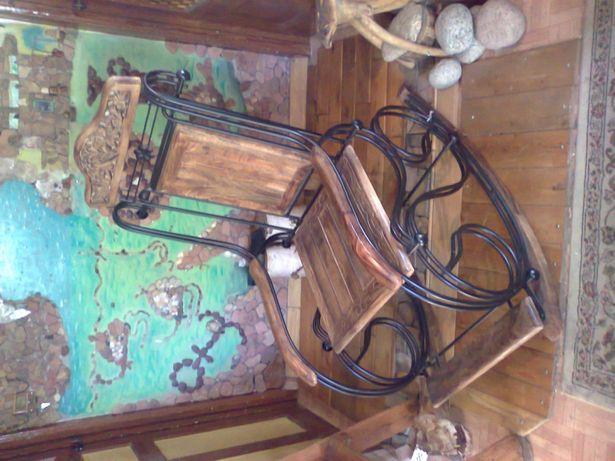 Кресло-качалка индийское
