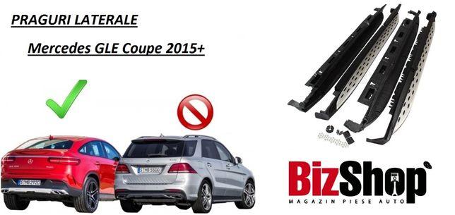 Praguri Aluminiu pentru MERCEDES Benz GLE Coupe C292 (2015+