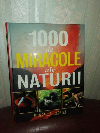 Set de 3 Cărți 1000 miracole ale naturii