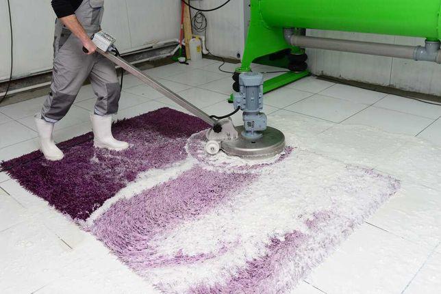 Стирка ковров с вывозом