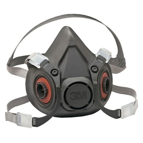Защитна полумаска за лице 3М  серия 6000