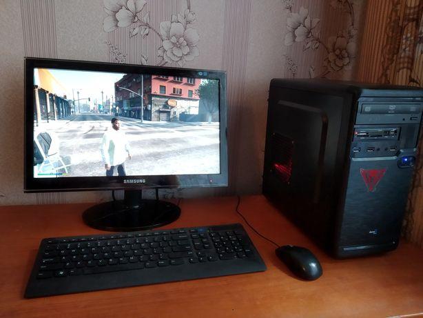 Компьютер игровой срочно продам!