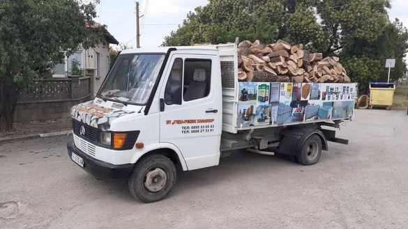 камионче мерцедес 410 самосвал 1996 г