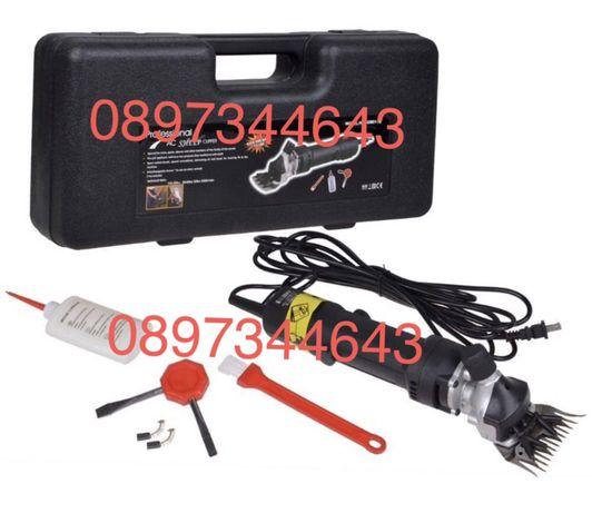 Машинка за подстригване на животни електрическа ножица за овце.