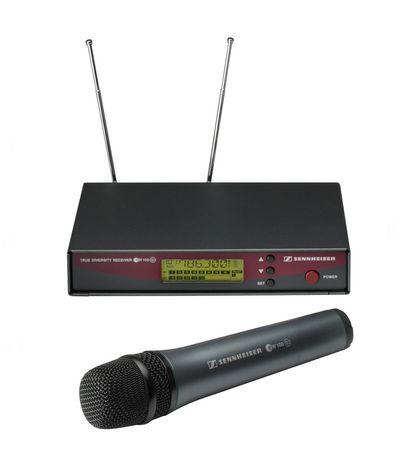 Microfon wireless sennheiser