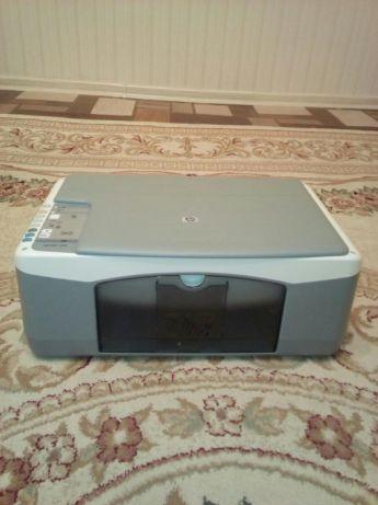 Продам струйный принтер 3в1.