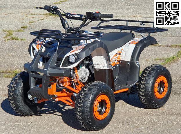 ATV 125cc 2WD HUMMER3 M7'' D-N-R OFERTA cu livrare nationala