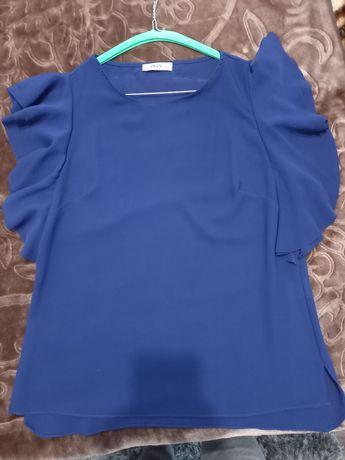 Bluză elegantă din voal