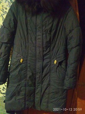 Продам куртку женскую зимний тёплая 13000