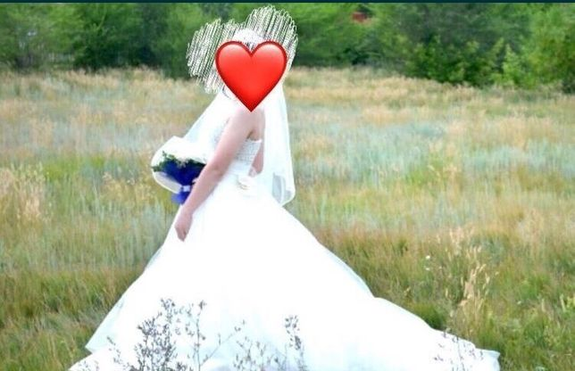 Свадебное платье от Couture