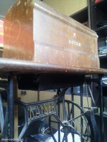 vand masina de cusut Germania- KAYSER-GEBRUDER-KAISERSLAUTERN-1900 lei