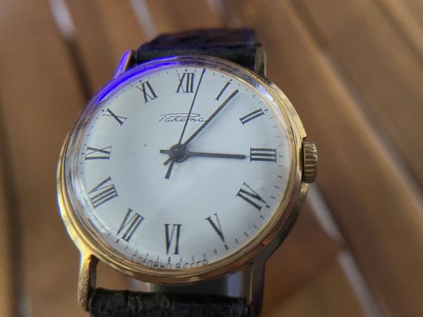 Vintage ceas Raketa 2609 Baltika 21 jeweles