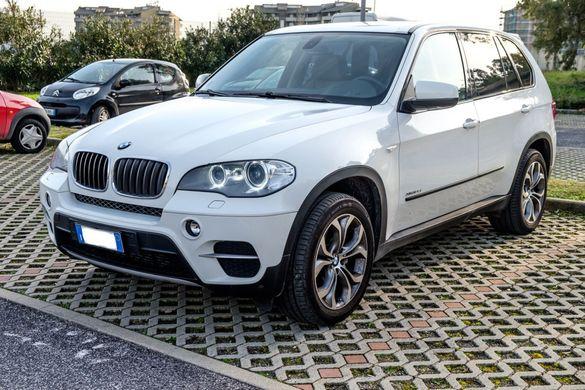 BMW X5 2013 год.E70