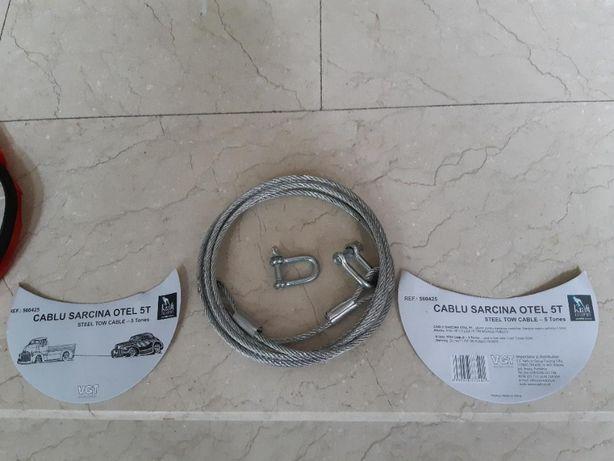 Cablu OTEL sarcina 5tone 3,5metri