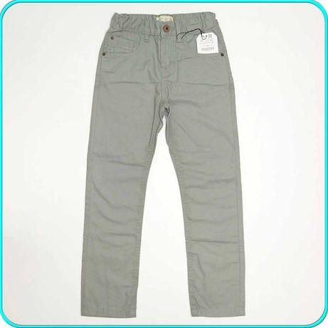 NOI → Pantaloni primavara, talia reglabila, ZARA →  7—8 ani | 128
