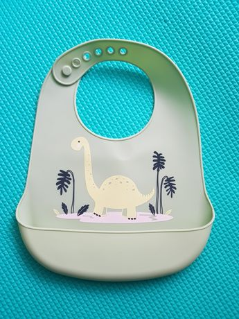 Bavetă silicon bebe