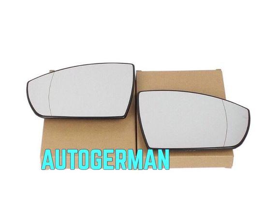 Стъкло за огледало Ford Galaxy Grand C S Max Kuga Ecosport ляво/дясно
