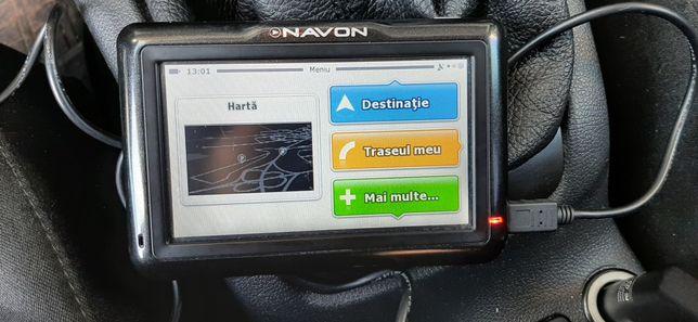 GPS NAVON cu actualizare orice harta