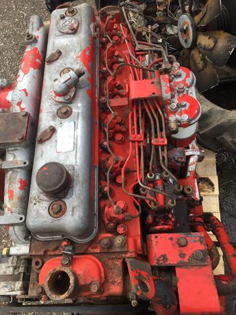 Motor perkins 6 cilindri turbo