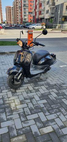Scooter Honda Shadow