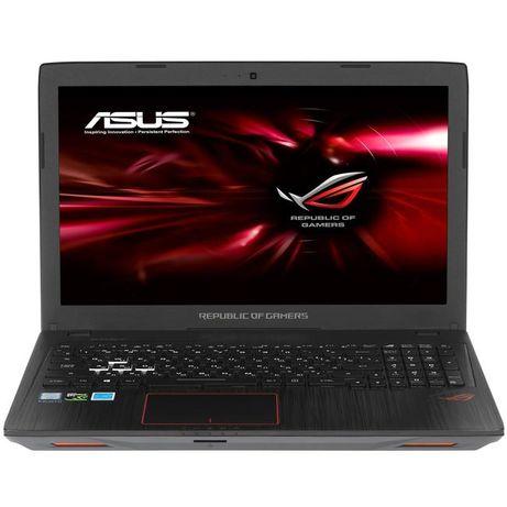 Игровой Ноутбук Asus Rog Strix Intel(R) Core i7-7700HQ, 4/8 Ghz (TM)