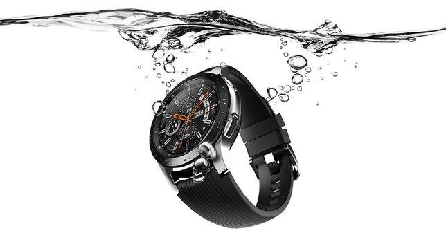 Наручные часы Samsung Galaxy Watch Silver обмен