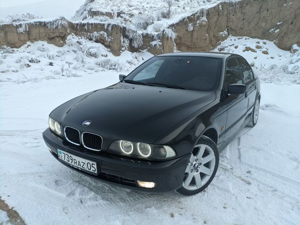 BMW E39 продажа или варианты