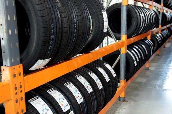 Стелажи за гуми
