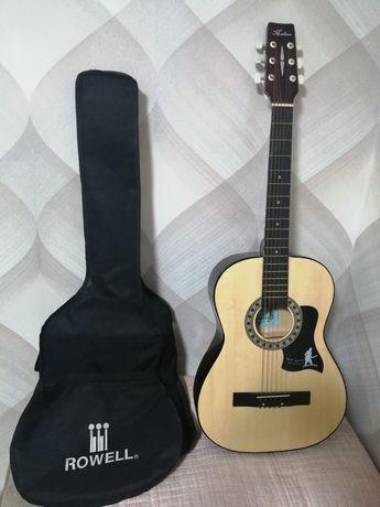 Гитара акустическая 6ти струнная