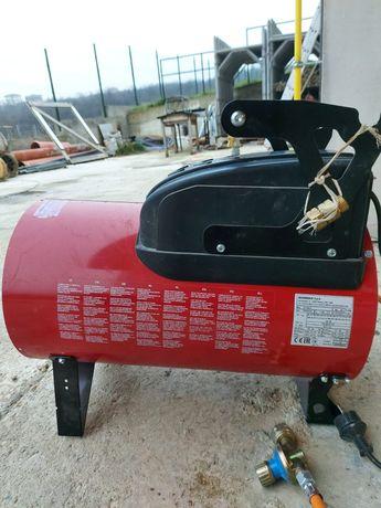 Aeroterma Biemmedue pe gaz si la schimb