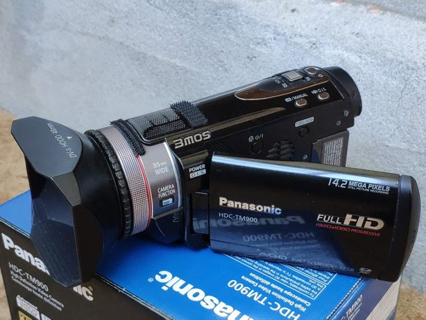 Panasonic HDC-TM900 full HD