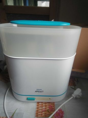 Sterilizator electric 3 in 1 Avent