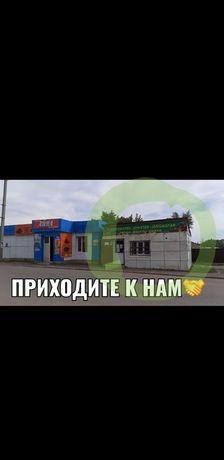 Магазин на Сороковой, остановка ЦОН