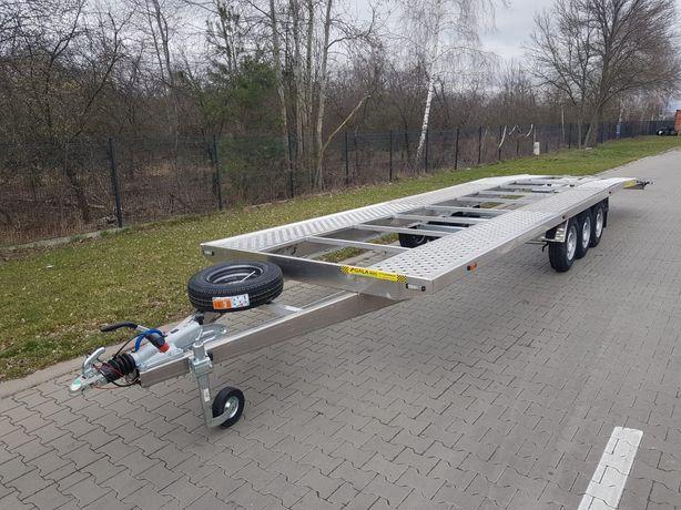 Platforma auto, trailer Auto, slep auto Gala BBG de la 3,8 la 9 metrii