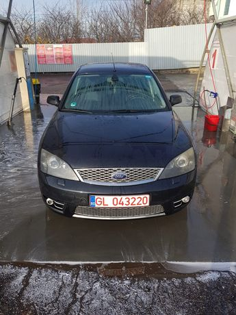 Vand Ford mondeo st