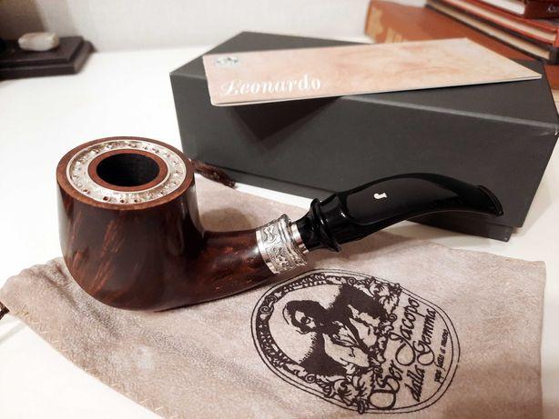 Подарок мужчине курительная трубка Ser Jacopo Leonardo