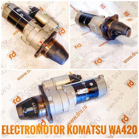 Electromotor vola Komatsu WA420