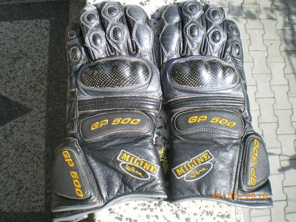 Ръкавици за пистов мотоциклет GP 500