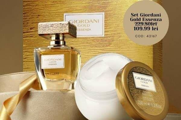 Set cadou Giordani