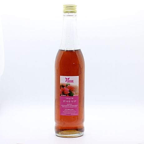 Siropul de trandafir-Terapie alternativa