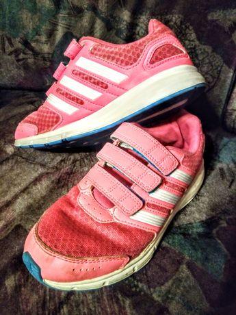"Pantofi sport ,,Adidas - Ortholite"" culoare roz neon, mărimea 34"