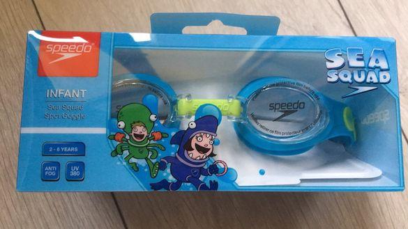Детски плувни очила Speedo