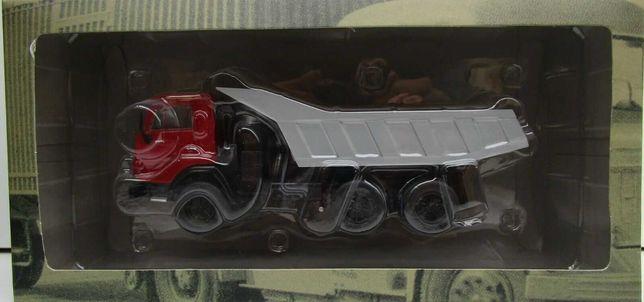 se vinde macheta bascula camion  Kamaz 5511