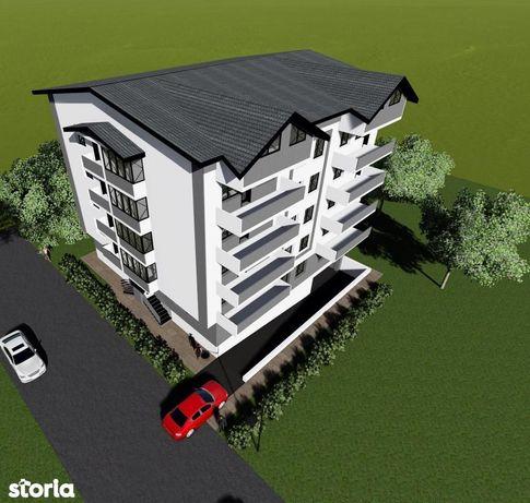 Apartament nedecomandat bloc nou Cornitoiu