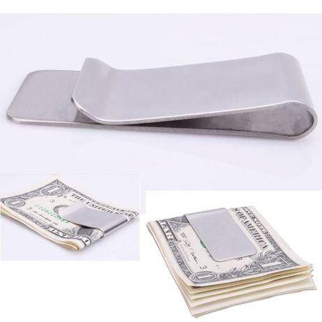 Clema Otel Inoxidabil pentru Bani