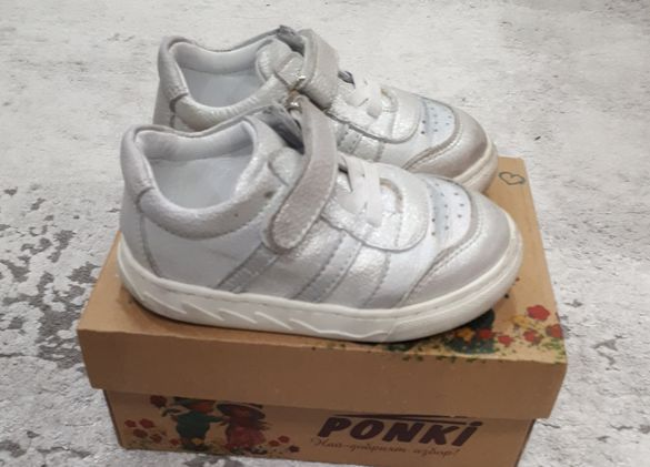 Страхотни обувки на PONKI!!! Размер 22.