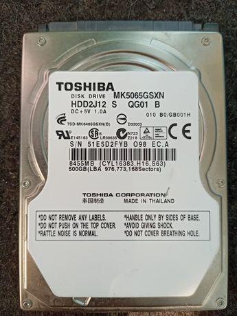 Hard laptop 500 G