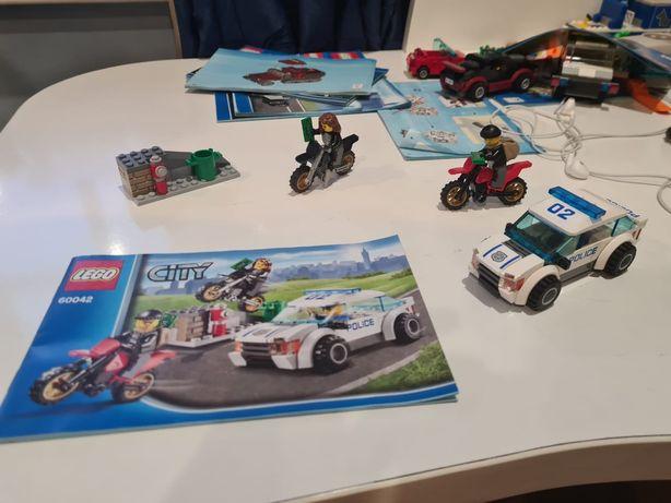 Lego набор конструктор 60042