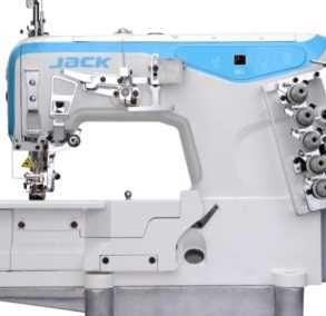 Промышленная швейная машина Jack W4-D-01GB (5,6 мм) новая в упаковке