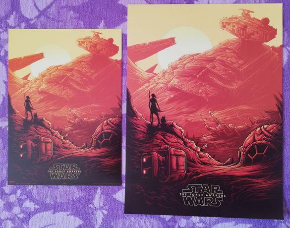 Star Wars IMAX плакати - 2 размера